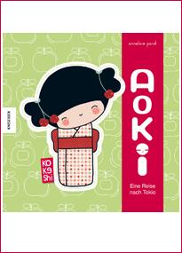 Kokeshi – Aoki. Eine Reise nach Tokio