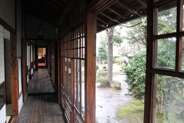 Auf den spuren s seki natsumes 1 wohnhaus in kumamoto for Klassisches japanisches haus