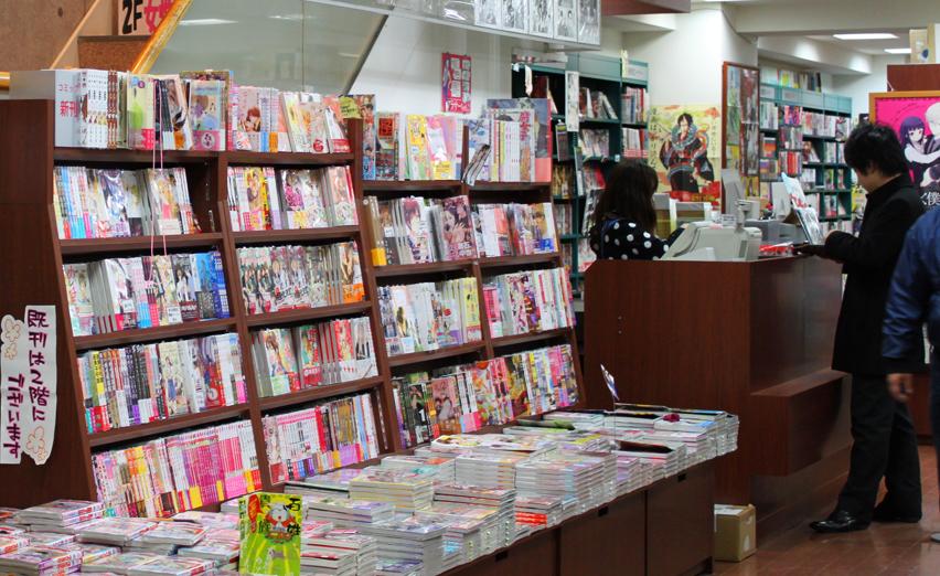 Wo kann ich japanische Bücher kaufen?